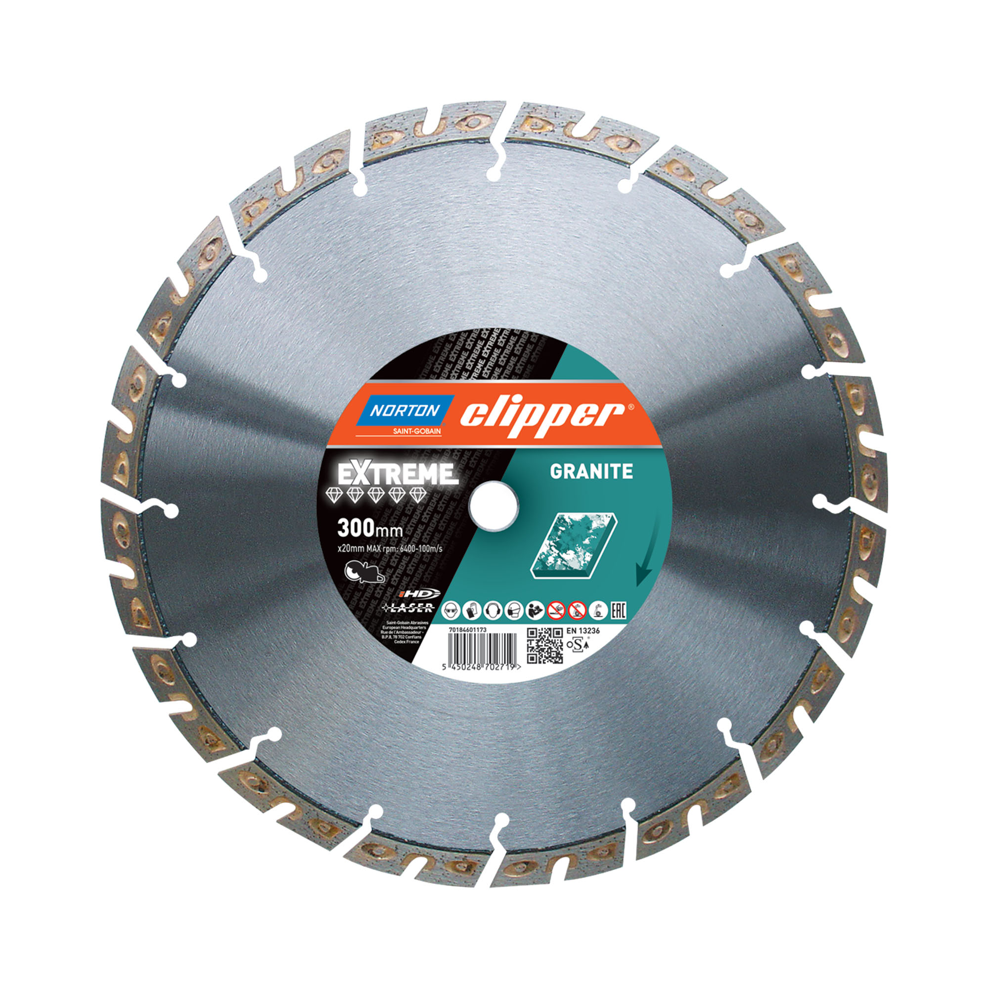 Extreme Diamond Blade from Norton