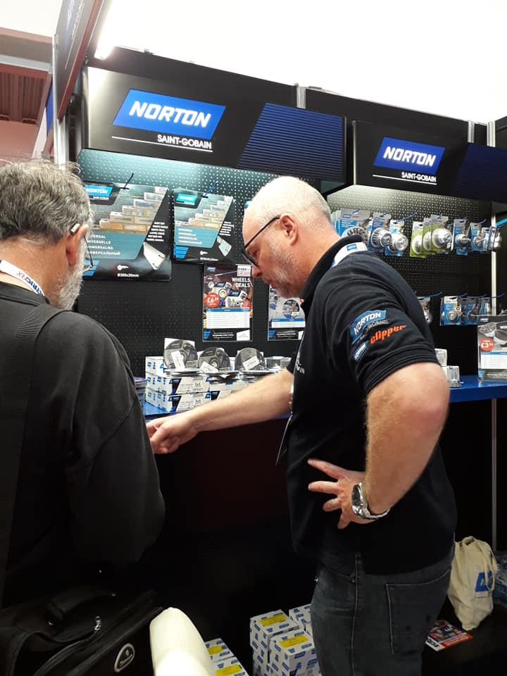 Screwfix live event norton stand