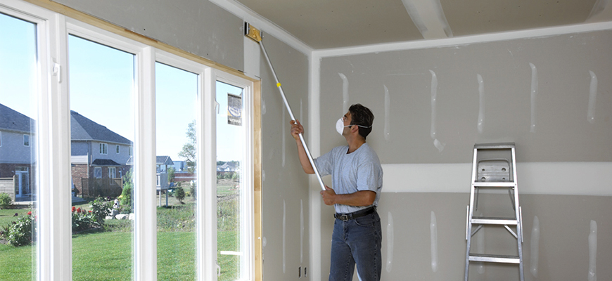 A Guide To Drywall Installation Norton Abrasives