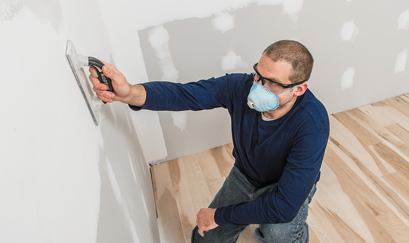 Guide to Drywall Finish Levels | Norton Abrasives