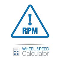 Norton Wheel Speed Calculator