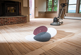 Mastering A Buffer For Floor Sanding