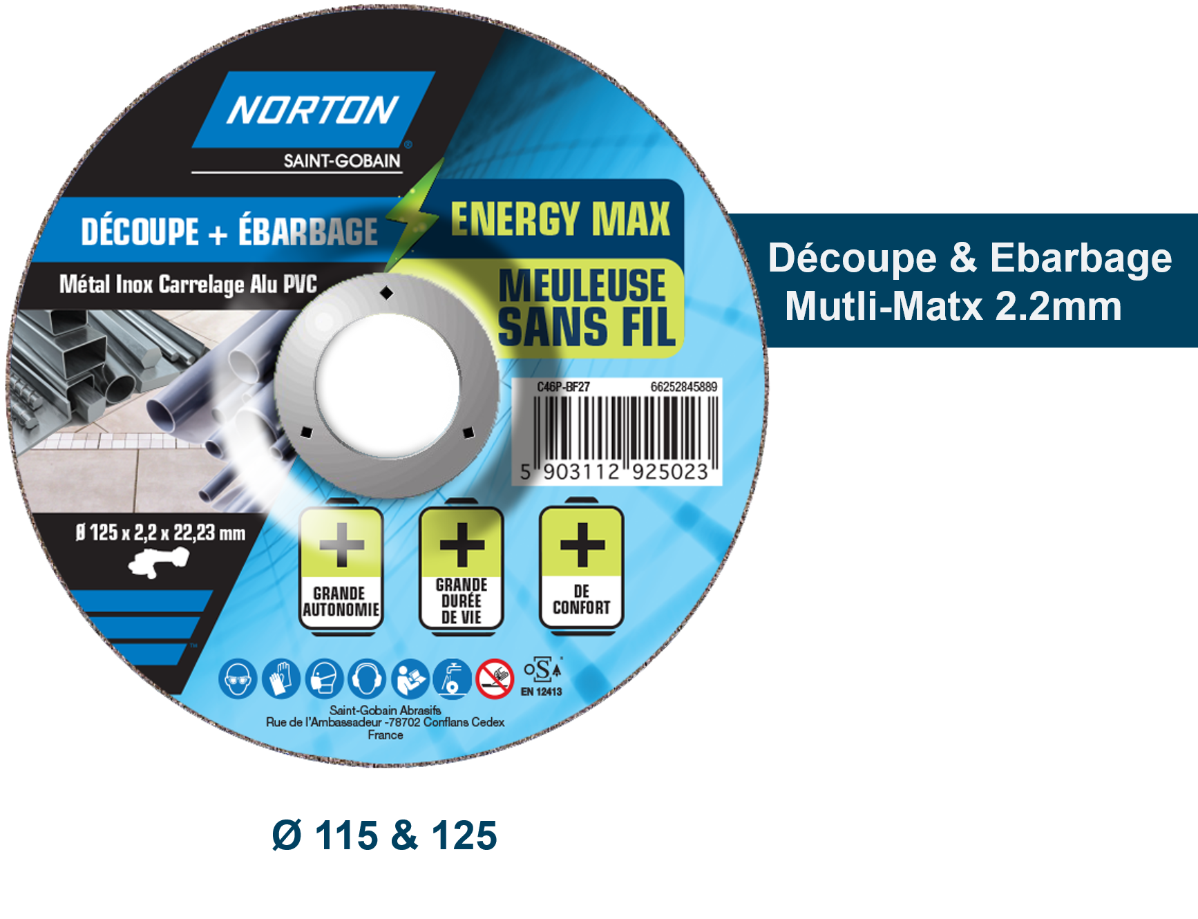 Energy Max 2.2mm