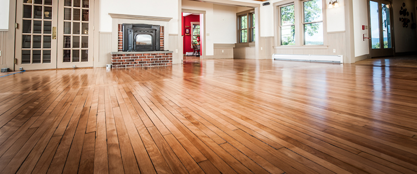 Example Of A Common Hardwood Floor
