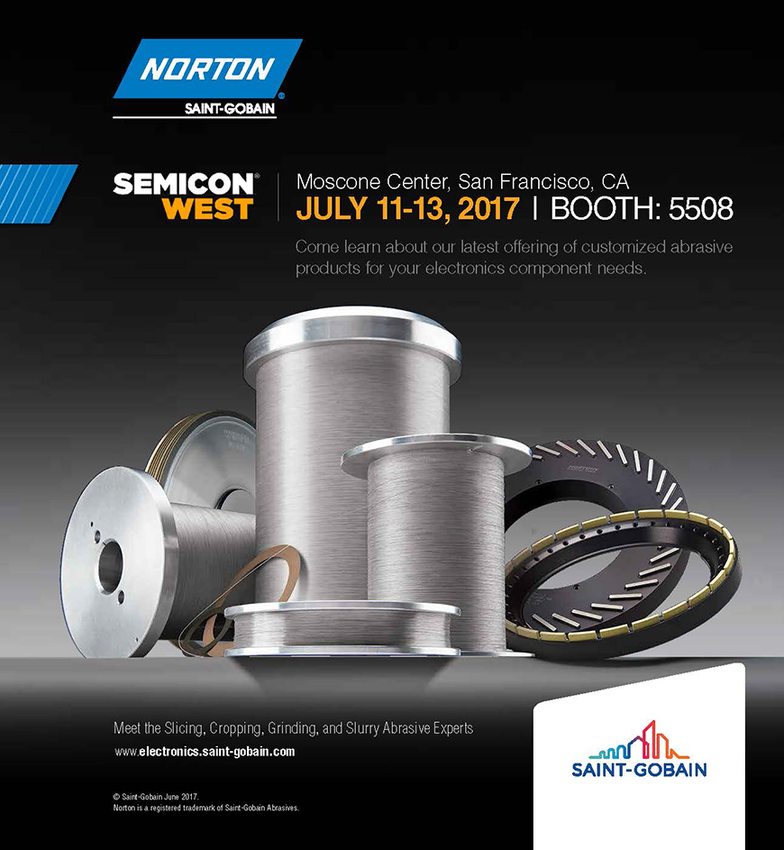SEMICON West 2017 Invitation