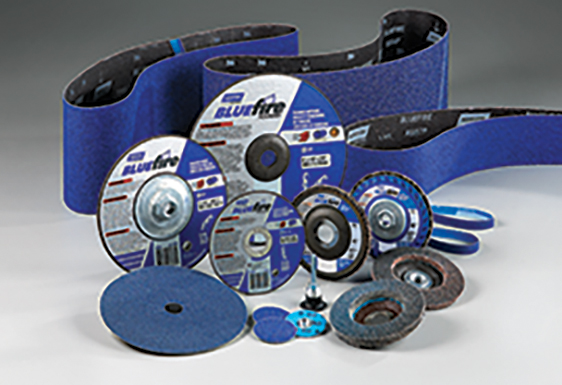 Choosing The Right Abrasive Product For Welding And Metal