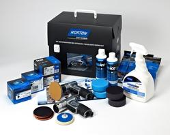 Zestaw Norton do renowacji reflektorów samochodowych