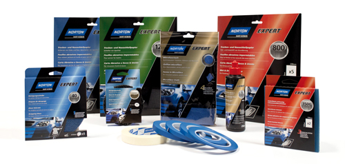 Norton Expert car repair range