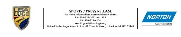 USA Luge Press Release