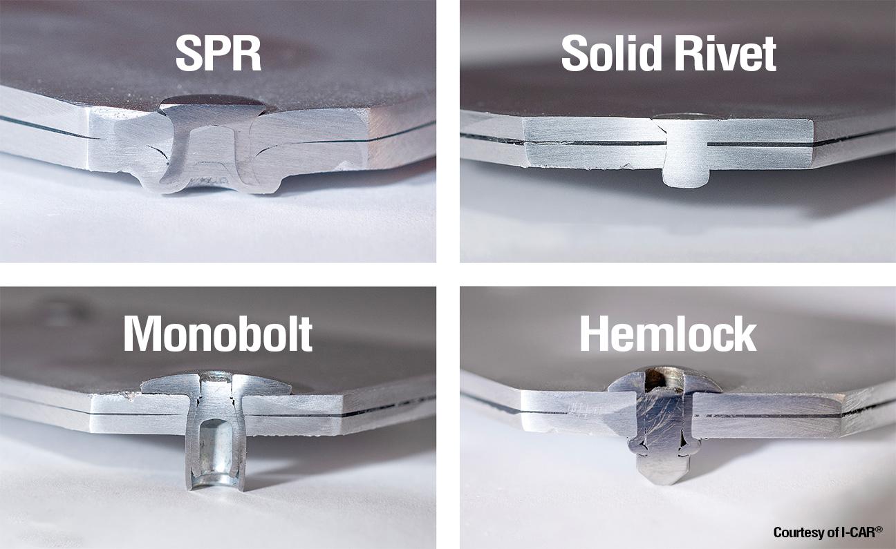 Aluminum Rivet Bonding Norton Abrasives