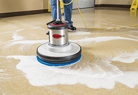 App - Pads - Floor - Electric Burnisher - Blue Super Clean
