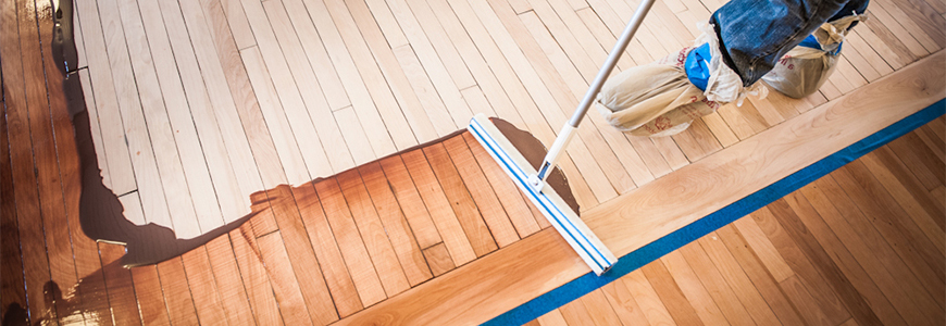 If Youu0027re Preparing To Put A Finish On Your Homeu0027s Hardwood Floor, Your  Main Options Are Water Based Or Oil Based Wood Floor Finishes.