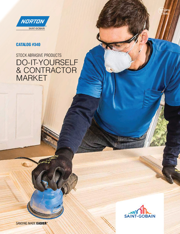 Norton Do-It-Yourself and Contractor Market Catalog - 340