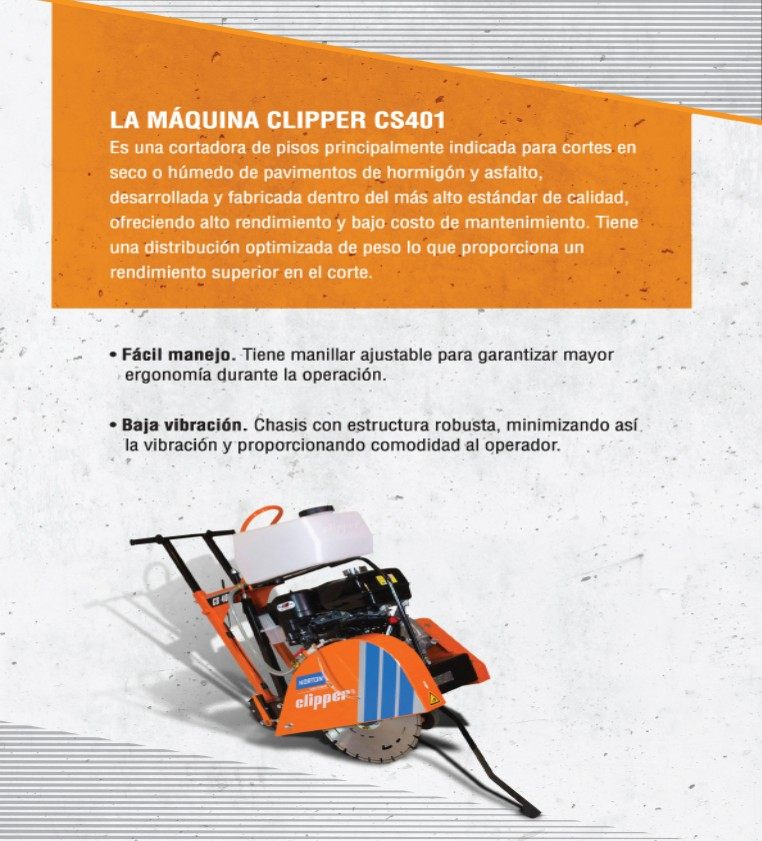 clipper cs401