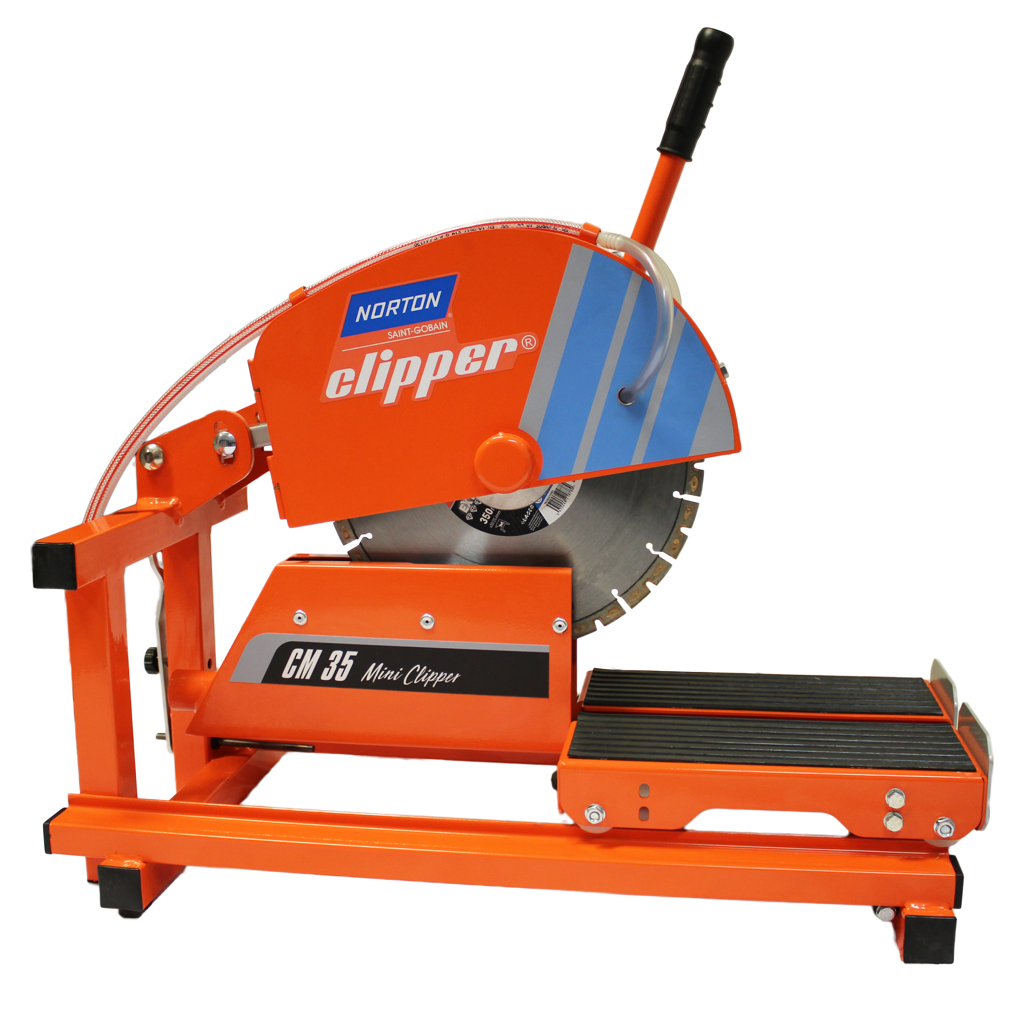 mini clipper masonry saw
