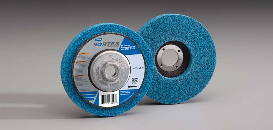 Choosing The Right Abrasive For Weld Grinding Article Norton Abrasives