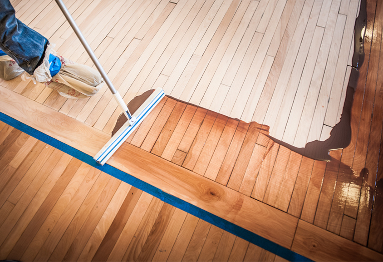 How To Apply Water Based Wood Floor Finishes Norton