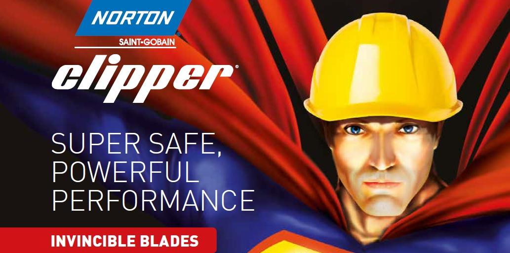 Norton Clipper Classic Asphalt Diamantscheibe Trennscheibe Diamant versch.Größen