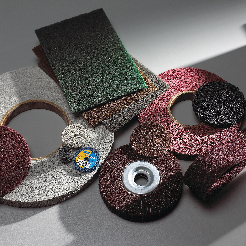 How To Choose And Use Non Woven Abrasives Norton Abrasives