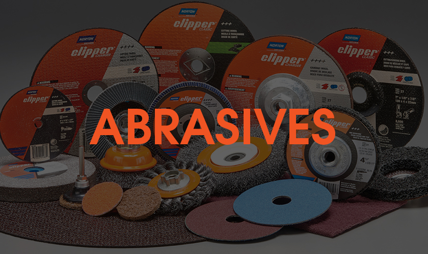 Norton Clipper Abrasives for Building and Construction