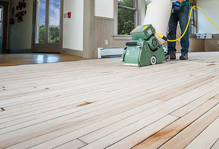 A Guide To Refinishing Hardwood Floors Norton Abrasives