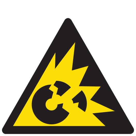 Safety Icon Library Norton Abrasives