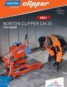 Norton ClipperCM 35 Tischsäge