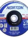 Ficha técnica Disco Abrasivo de corte BDA22