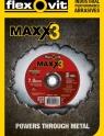 Flexovit Maxx3 Brochure