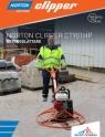 Norton Clipper CT901 HP Betongglättare