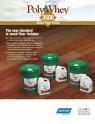 Norton / Vermont Natural Coating PolyWhey 3500 Sell Sheet - 8545