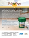 Norton / Vermont Natural Coating PolyWhey Amber Sealer - 8656 Sell