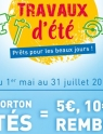 Promotion Norton Bricolage ETE 2019