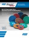 Norton Rapid Prep Non-Woven Discs Brochure - 8532