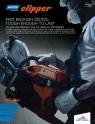 Norton Clipper High-Speed Cut-Off Saw Line Brochure - 8370