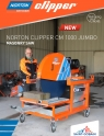 CM1000 Jumbo masonry saw from Norton Clipper