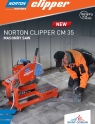 CM 35 Masonry Saw from Norton Clipper