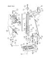 Norton Clipper Core Drill CD100 Parts List
