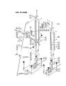 Norton Clipper Core Drill HD Series Stand Parts List
