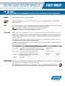 Norton Depressed Center Wheels Fact Sheet - 8462