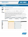 Norton Fiber Discs Fact Sheet - 8468