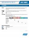 Norton Bear-Tex Non-Woven File Belts Fact Sheet - 8518