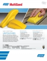 Norton Accessories Detail Hand Sander Flyer - 8582