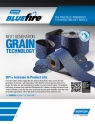 Norton BlueFire Woodworking Products Flyer - 8373