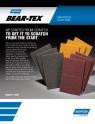 Norton Bear-Tex Non-Woven Scuff Pads - 7822