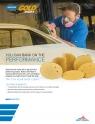 Norton Gold Reserve A296 Paper Discs/Sheet Rolls Flyer - 7948