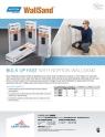 Norton WallSand Drywall Sheets Flyer - 8640