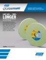 Norton Quantum Toolroom Grinding Wheels Flyer - 8082