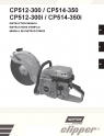 Norton Clipper High-Speed Saw CP512 & CP514 Series Owners Manual 170