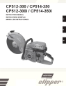 Norton Clipper High-Speed Saw CP512 & CP514 Series Owners Manual 173